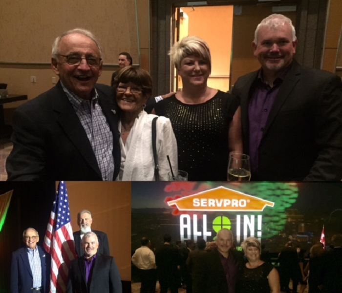 SERVPRO of Northwest Cincinnati Awarded at Annual Conference