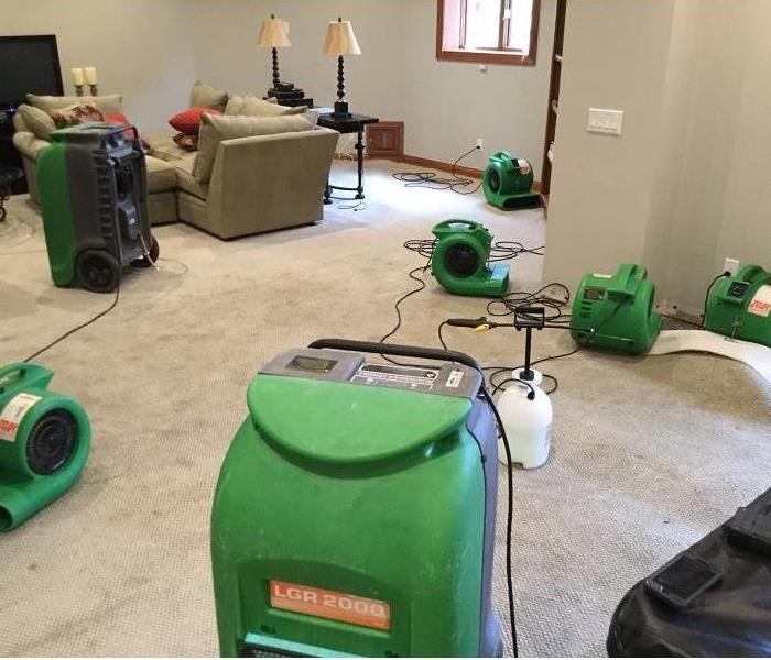 Water Damage in West Chester, Ohio