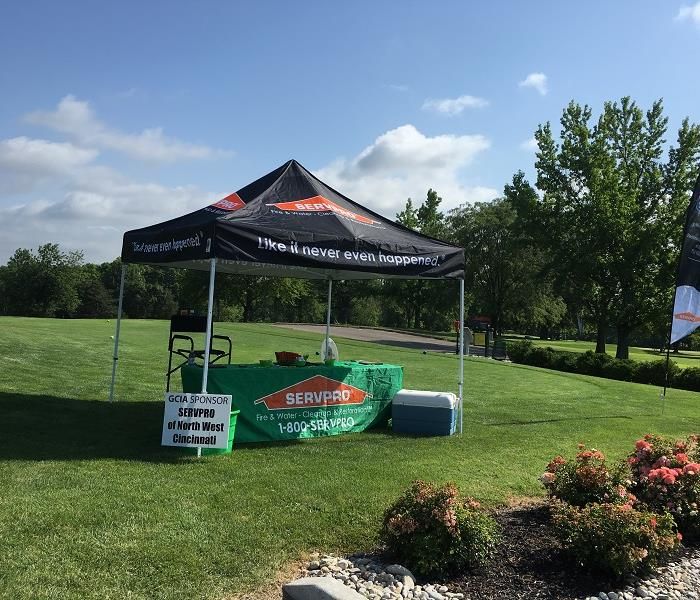 SERVPRO of Northwest Cincinnati On The Links