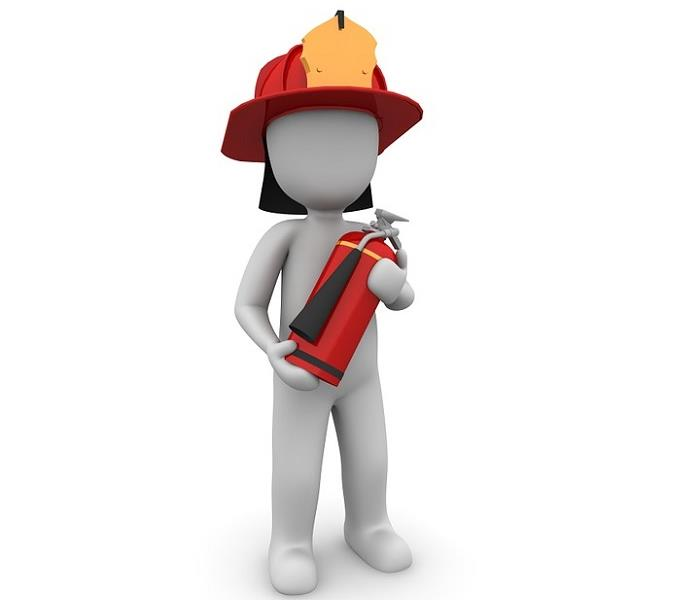 Fire Damage Fire Extinguishers...Important Safety Tips BEFORE a Fire Ever Breaks Out!