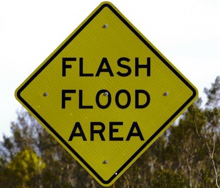 Storm Damage Flash Floods and Areas Most At Risk
